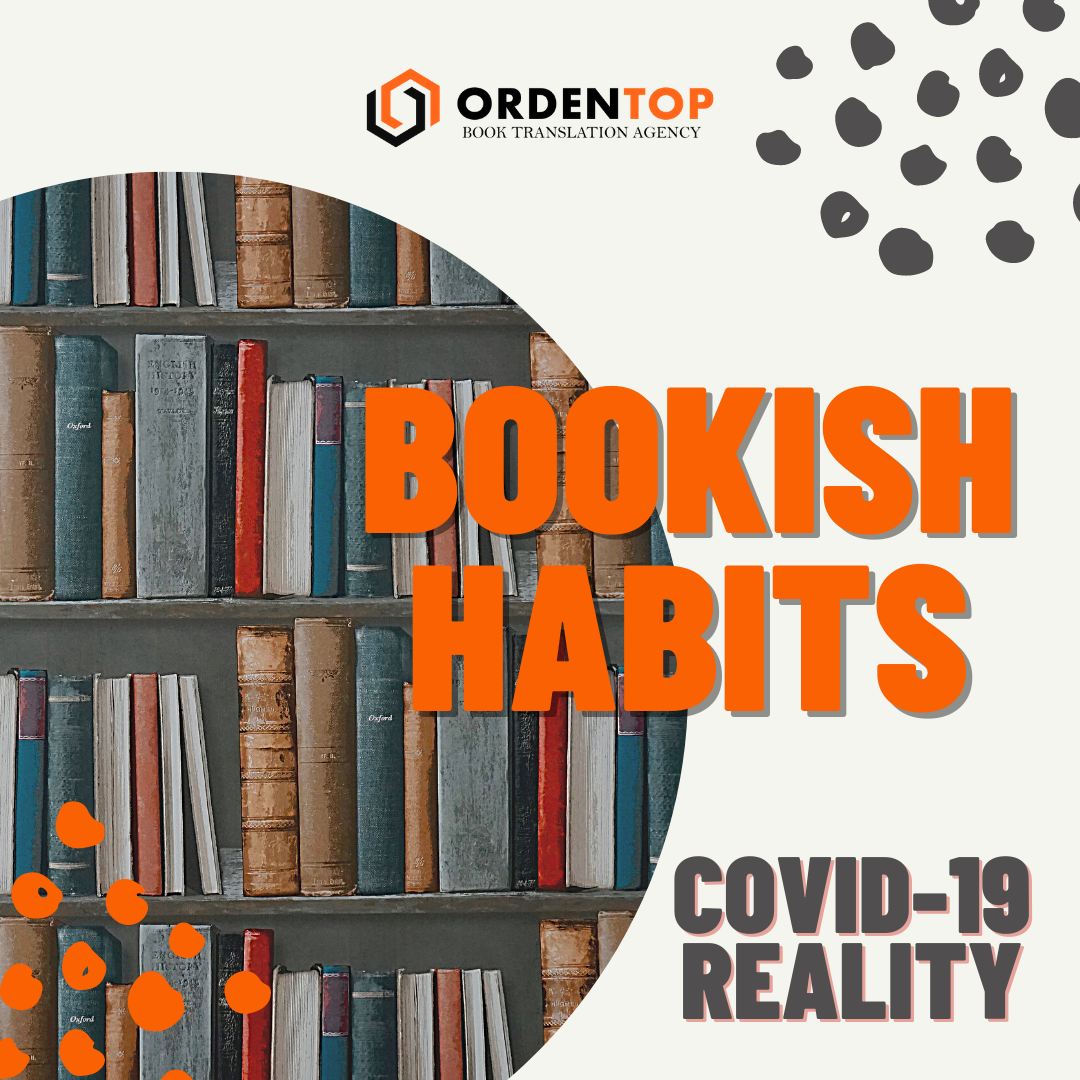 Bookish habits during Covid-19