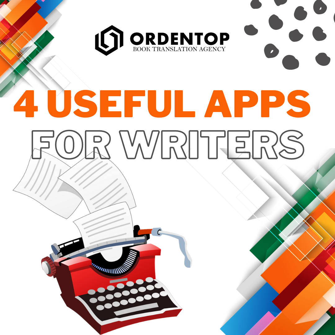 4 useful apps for writers and authors