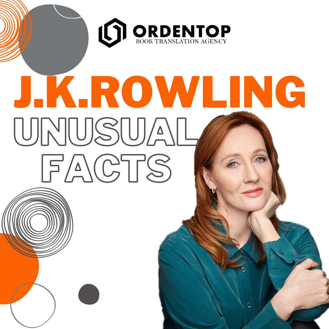 Unusual facts about J.K.Rowling