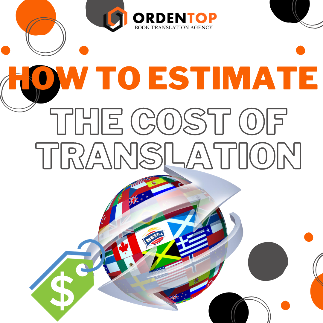 How to estimate the cost of translation
