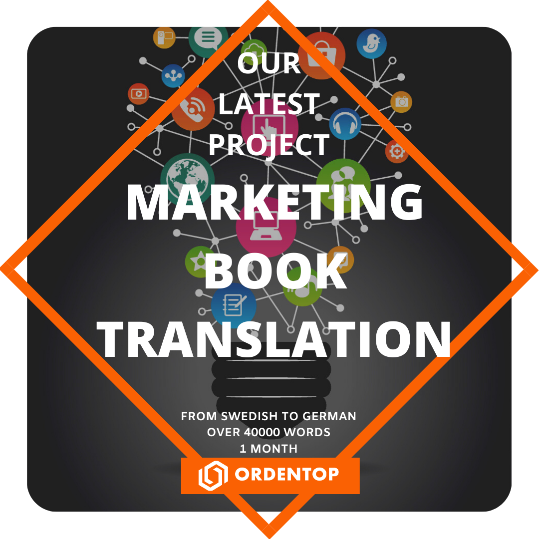 Marketing Book Translation