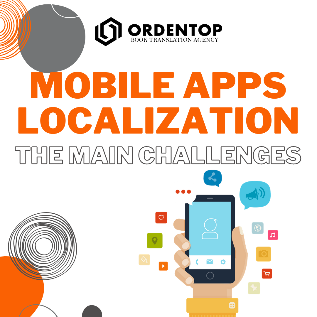 Mobile apps localization