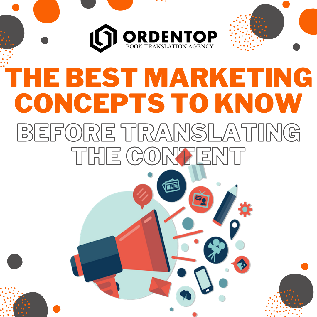 the best marketing concepts to know before translating the content