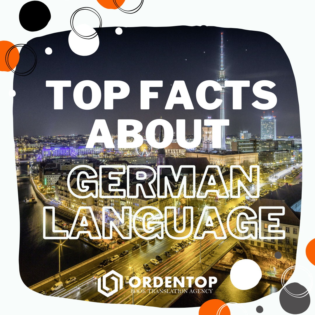 top facts about german language