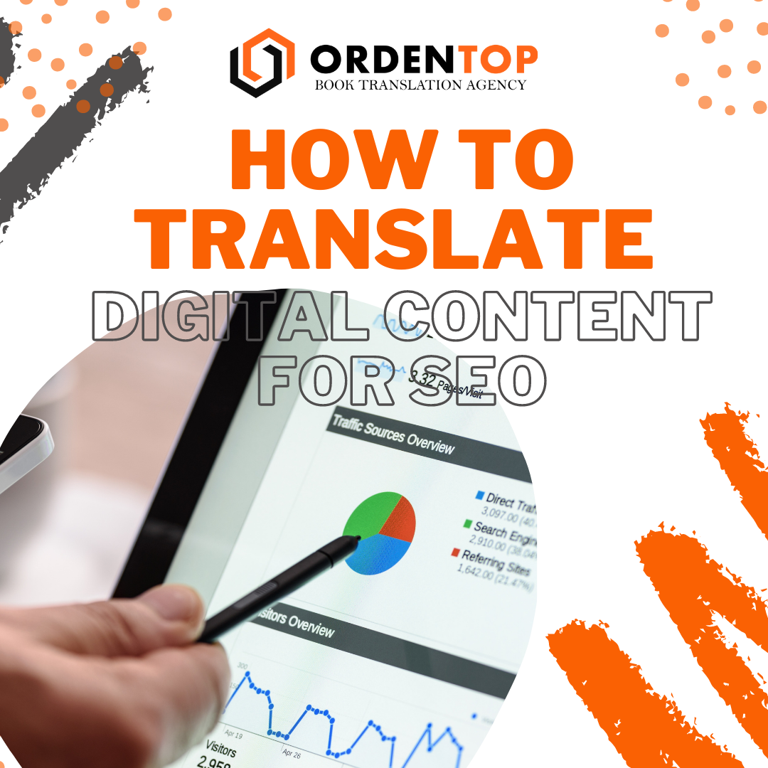 How to translate digital content for SEO