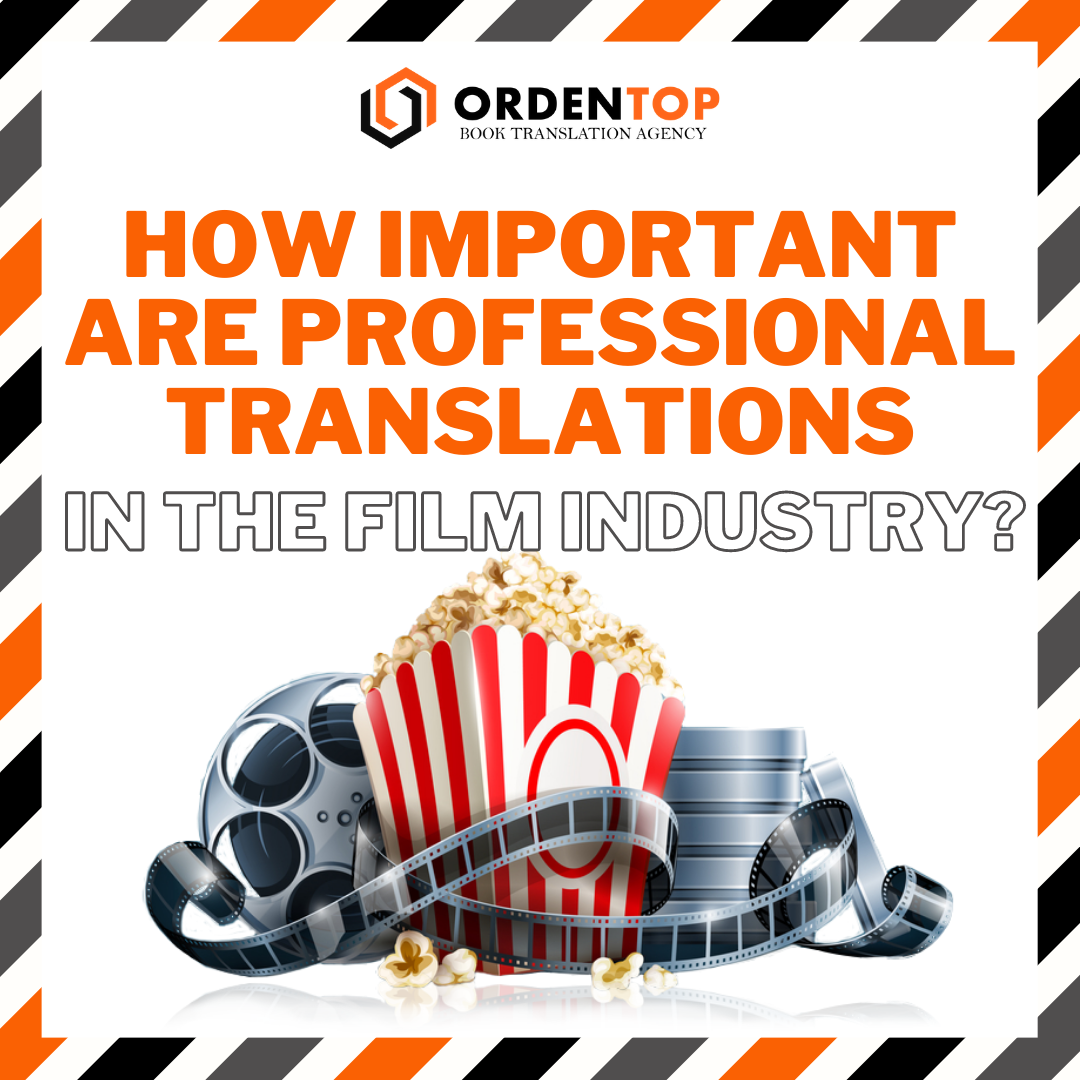 How important are translator in film industry