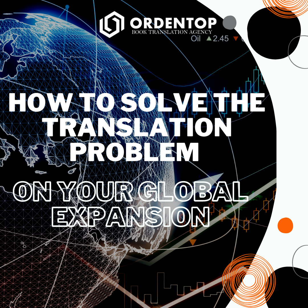 How to solve the translation problem on your global expansion