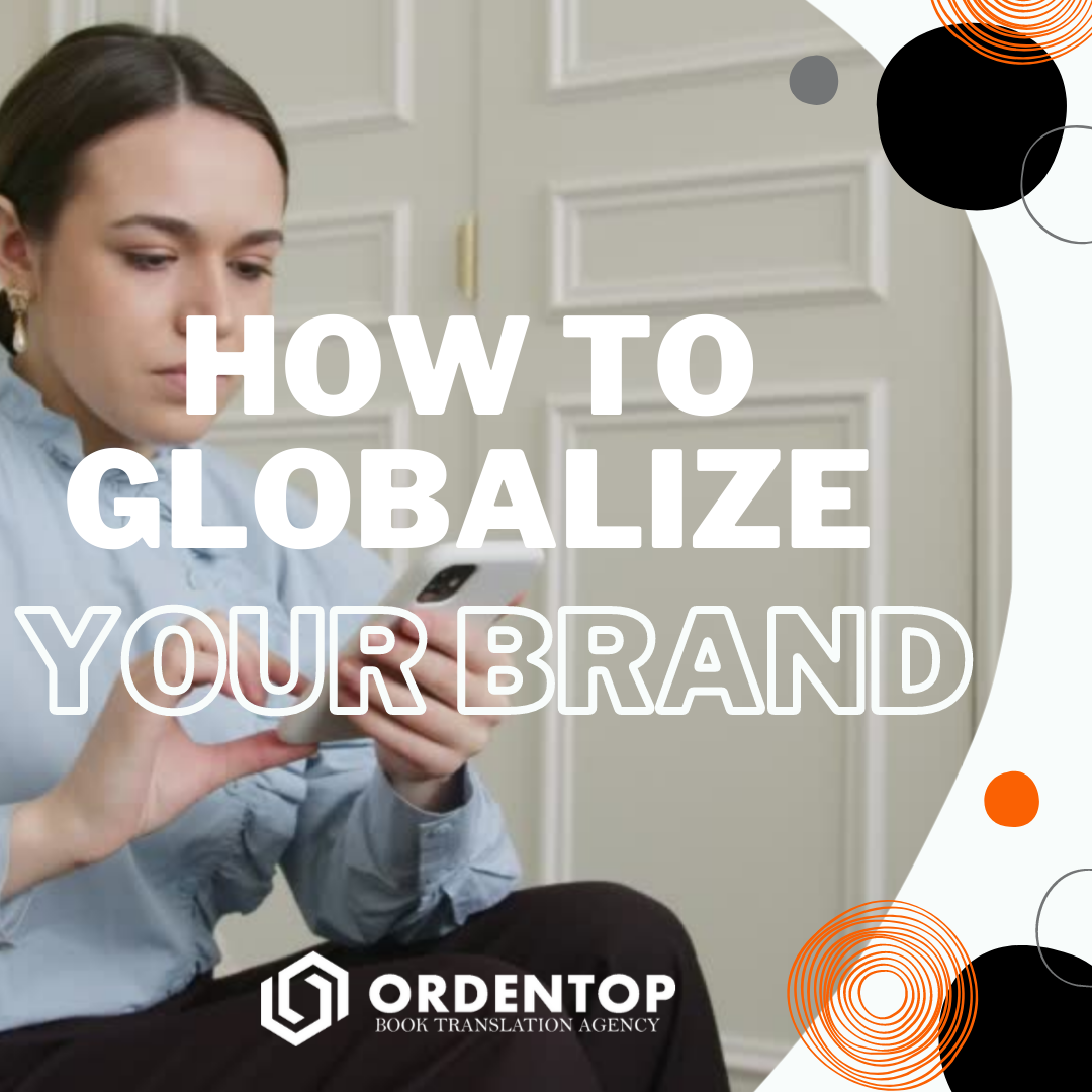 How to globalise your brand?