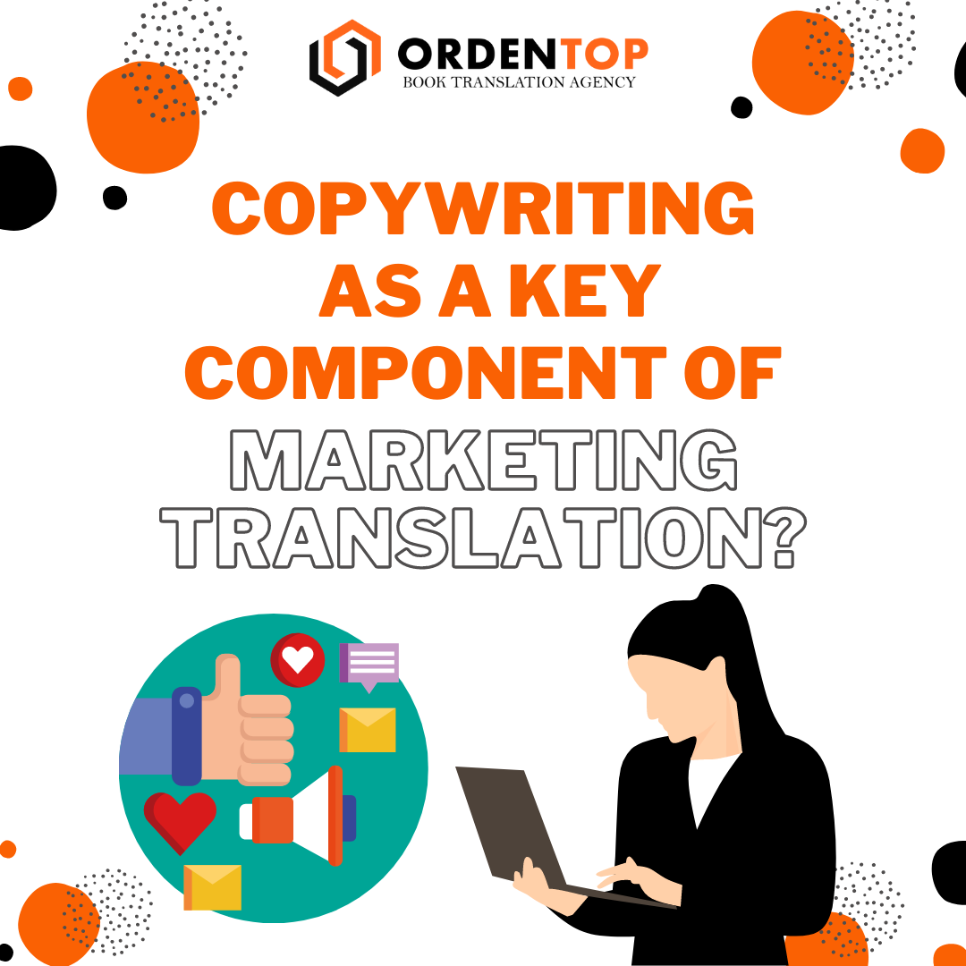 Copywriting as a key component of marketing translation